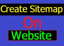 Sitemap-On-Wordpres