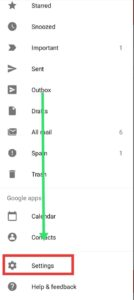 Sign Out Gmail Account